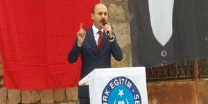 Talip Geylan'dan Suriye Operasyonu, Toplu Sözleşme ve 40 Bin Atama Açıklaması