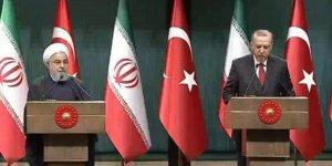 Erdoğan: ABD yaptırımlarına karşı İran'ın yanındayız