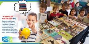 """Doku Okulları'ndan """"Kitap Kumbarası"""" Etkinliği"""