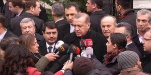 Erdoğan: Yarın İstanbul adayını açıklayacağız