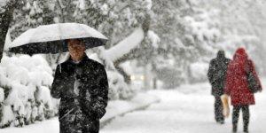 Meteorololojiden yoğun kar yağışı uyarısı!