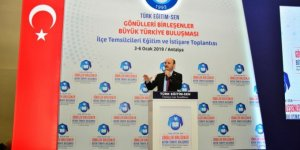 Talip Geylan: Adil Bir Yönetici Atama Sistemi İstiyoruz