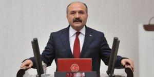 Samsun milletvekili Erhan Usta MHP'den ihraç edildi