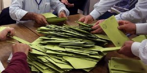 YSK'dan oy sayımında değişiklik kararı