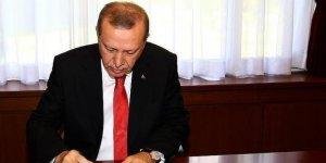 Cumhurbaşkanlığı'ndan Flaş Atama Kararları