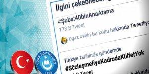 Şubatta 40 Bin Ek Atama Sosyal Medyayı Salladı!