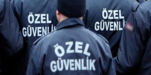 Özel güvenliklere şehitlik, gazilik ve yıpranma hakkı için kanun teklifi