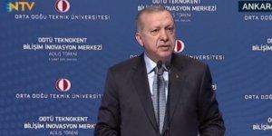 Erdoğan: Bazı vakıf üniversiteleri kazanç odaklı çalışıyor
