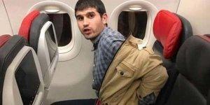 Mısır'a teslim skandalında, fotoğrafı çeken temizlik işçisi tutuklandı