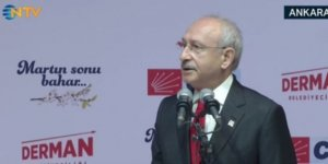 Kılıçdaroğlu CHP'nin seçim bilgirgesini açıkladı