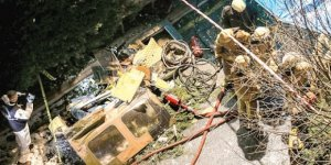Çekmeköy'deki helikopter kazasının nedeni belli oldu