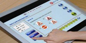 2019 elektronik ehliyet sınav soruları çöz