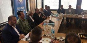 Kayseri'de Vali - Sivil Toplum Buluşması Gerçekleşti