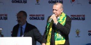 Erdoğan: Bu treni terk edenler bir daha binemez