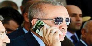 Erdoğan'ın cep telefonu kılıfında dikkat çeken detay