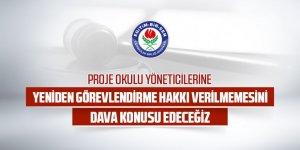 Proje Okullarında Müdür Atama Krizi: Dava Edeceğiz!