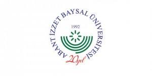 Bolu Abant İzzet Baysal Üniversitesi Öğretim Eleman Alım İlanı