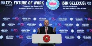 Erdoğan: Sizi memurluktan atamazlar, seyirci kalmayız