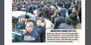 Emniyet Genel Müdürü, Çubuk'taki olayın detaylarını anlattı