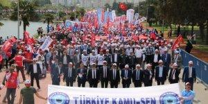 Türkiye Kamu-Sen'den Samsun'da 1 Mayıs Coşkusu!
