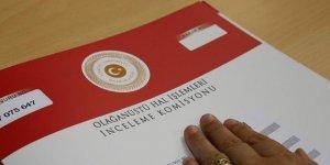 OHAL Komisyonu Mart ayı raporunu açıkladı