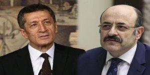 Bakan Ziya Selçuk, YÖK Başkanının Eleştirilerine Cevap Verdi