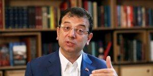 İBB Başkanı İmamoğlu'ndan israf açıklaması