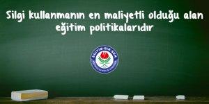 Eğitim-Bir-Sen'den MEB'e Çağrı: Vaatler İcraata Dönüştürülmelidir