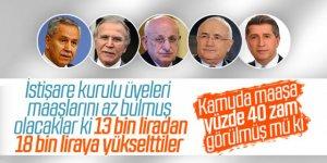 Kamuda Görülmemiş Maaş Zammı: Yüzde 40!