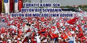 Türkiye Kamu-Sen, En Fazla Artış Sağlayan Konfederasyon Oldu