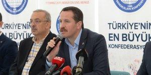Ali Yalçın : Enflasyonun altında bir teklifi asla kabul edemeyiz