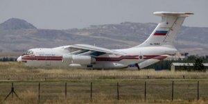 S-400 teslimatında ikinci gün (Dördüncü uçak geldi)