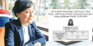 Hukuk birincisi avukatın mülakatta 'torpil' isyanı