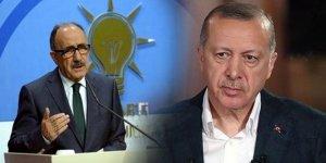 Erdoğan'dan Beşir Atalay'a: İstifa ettin ne randevusu