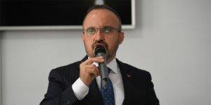 Ak Parti Grup Başkanvekili'nden Arınç'a tepki