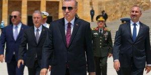 Erdoğan, 'maklube' açıklamasından sonra Adalet Bakanı ile görüşmüş