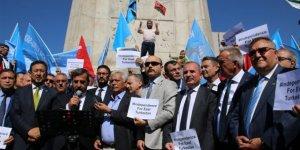 """Önder Kahveci,""""Doğu Türkistan'ın Çığlığını Tüm Dünya Duymalıdır"""""""