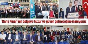 'Barış Pınarı'nın bölgeye huzur ve güven getireceğine inanıyoruz