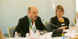 Talip Geylan: UAESEB, Türk Dünyası İdealinin Vücut Bulmuş Halidir