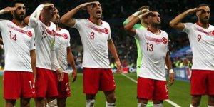 UEFA'dan Milli Takım'ın asker selamına soruşturma