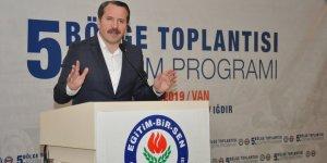 Ali Yalçın'dan Kadrolu İstihdam Vurgusu: Atamalar Kadrolu Yapılmalı!