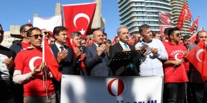 ODTÜ'lülerden Mehmetçiğe Selam!