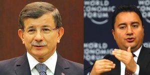 Ak Parti'nin anketine göre Babacan ve Davutoğlu'nun oy oranı