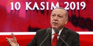 Erdoğan: Harf devrimiyle adeta her şey sıfırlandı
