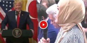 Trump'ın Hilal Kaplan'a söyledikleri Erdoğan'ı güldürdü