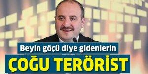 Varank'tan beyin göçü yorumu: Gidenlerin çoğu FETÖ'cü terörist