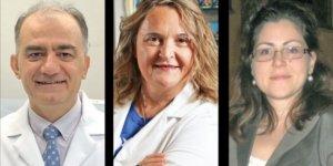 Türkiye'nin gururu üç akademisyen