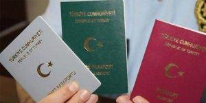 Bakanlık'tan, yeşil ve gri pasaport açıklaması