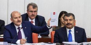 """İçişleri Bakanı Soylu'dan CHP'ye """"Las Tesis"""" tepkisi"""