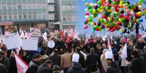 Sözleşmeli Öğretmenler İçin 1000 Balon Uçurulacak!